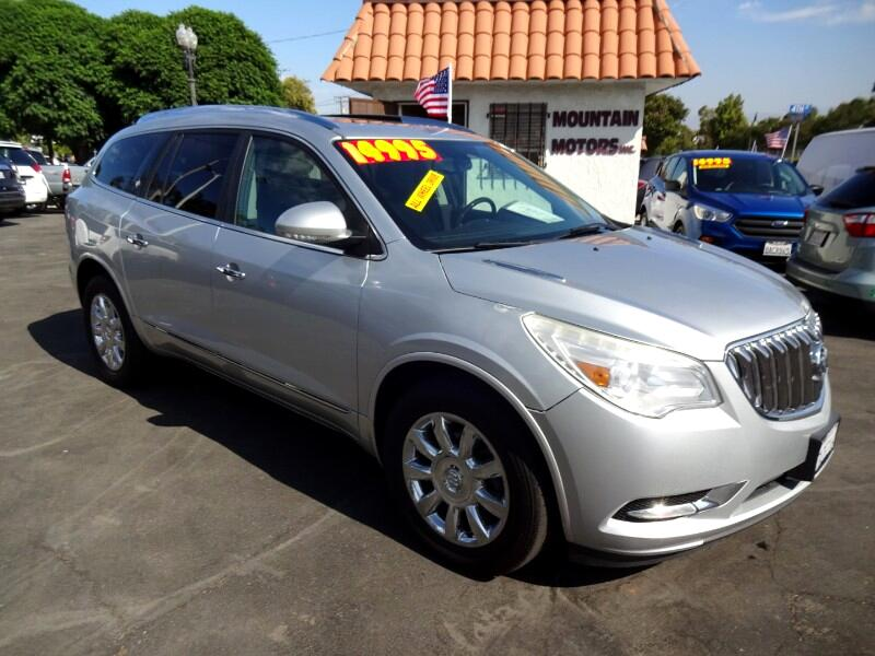 Buick Enclave Leather AWD 2013