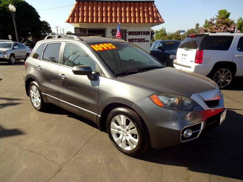 2011 Acura RDX 5-Spd AT with Technology Package