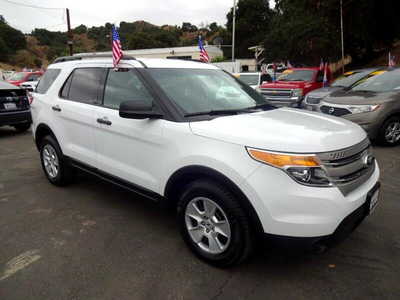 Ford Explorer Base FWD 2014