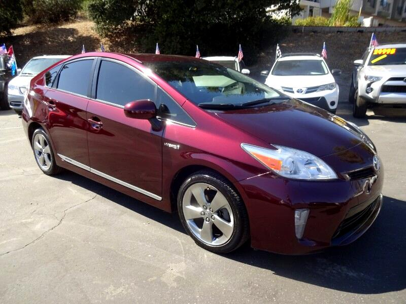 Toyota Prius Persona Series Special Edition 2013