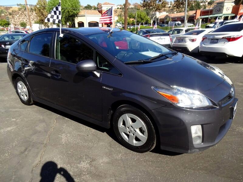 Toyota Prius Prius IV 2011