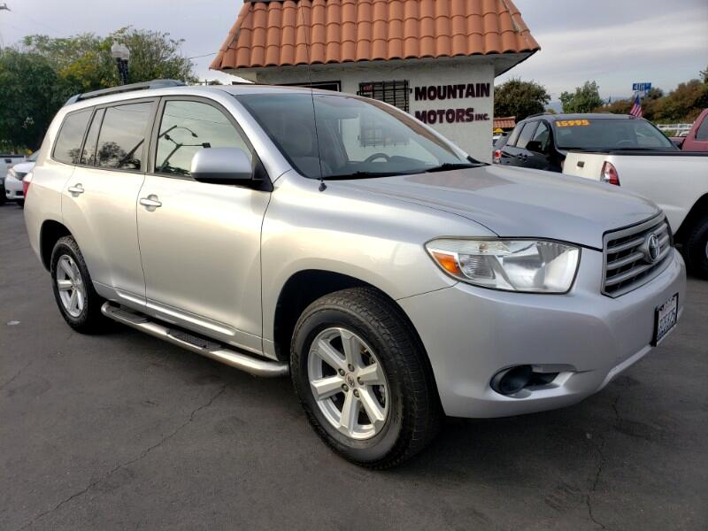 Toyota Highlander Base 2WD 2008