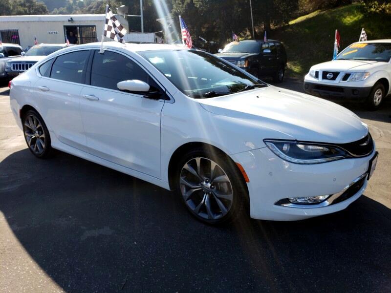 Chrysler 200 4dr Sdn Limited Platinum FWD 2016