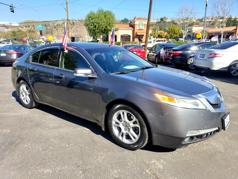 Acura TL 5-Speed AT 2010