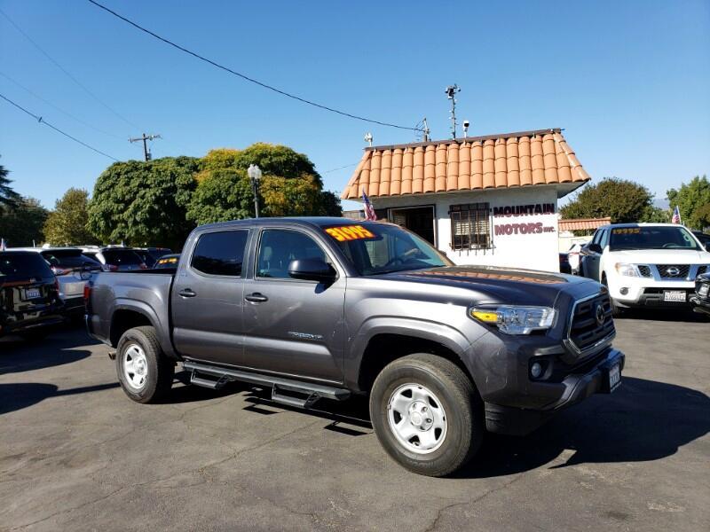 Toyota Tacoma 2WD Double Cab I4 AT SR5 (Natl) 2019