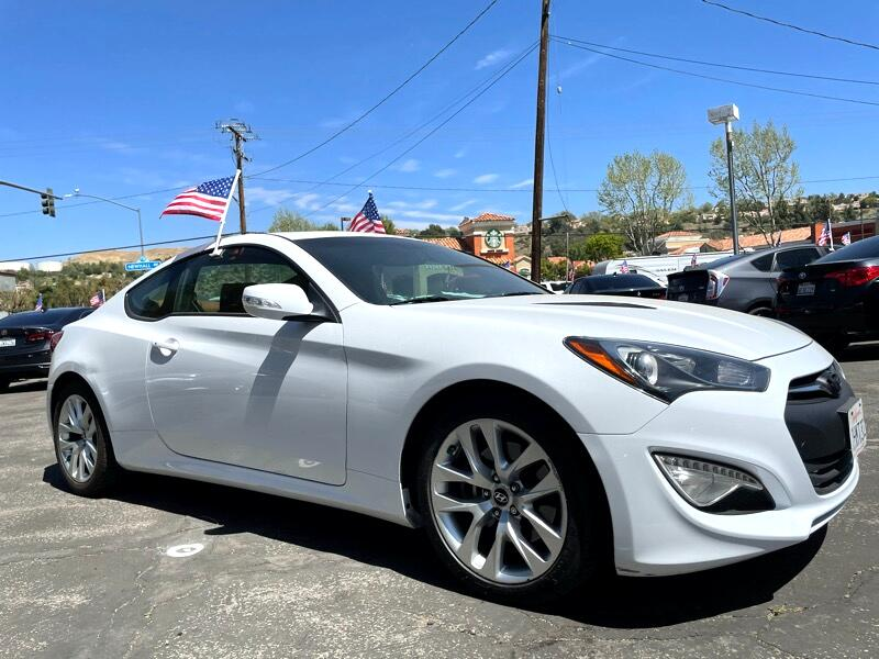 Hyundai Genesis Coupe 3.8 Grand Touring 8AT 2014
