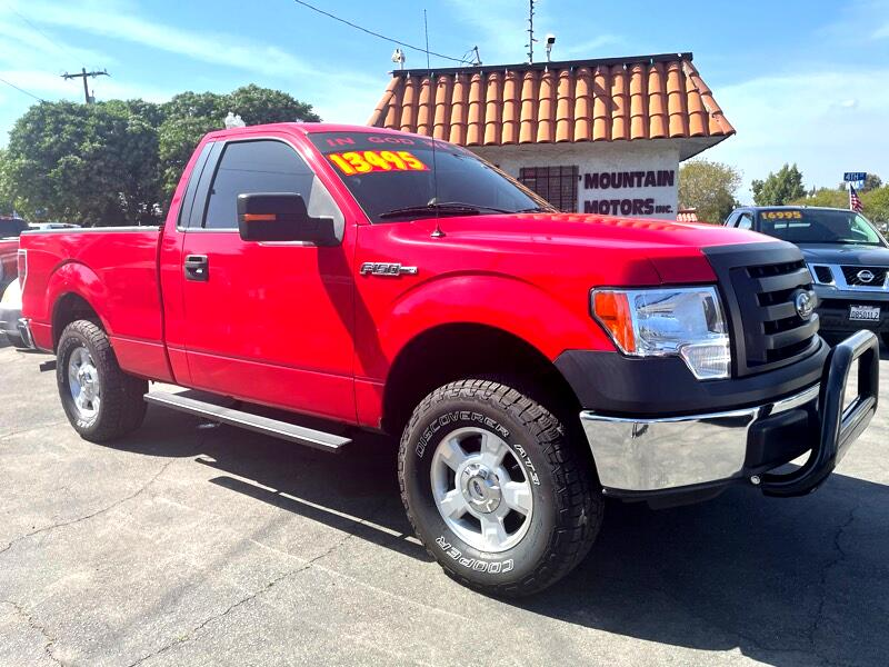 Ford F-150 XL 6.5-ft. Bed 2WD 2011
