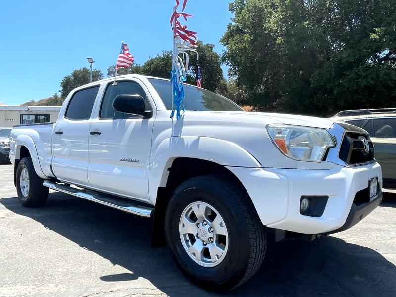 Toyota Tacoma PreRunner Double Cab Long Bed V6 2WD 2013