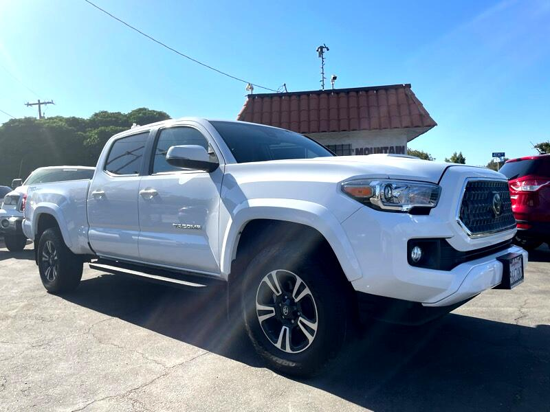 Toyota Tacoma TRD Sport Double Cab 6' Bed V6 4x2 AT (Natl) 2019