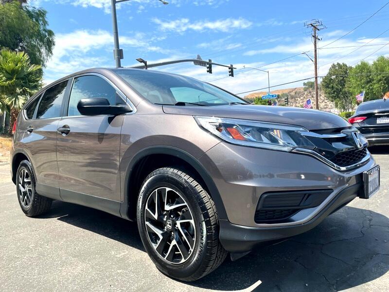Honda CR-V SE 2WD 2016