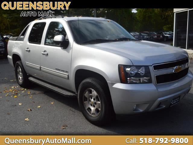 2011 Chevrolet Avalanche LS 4WD