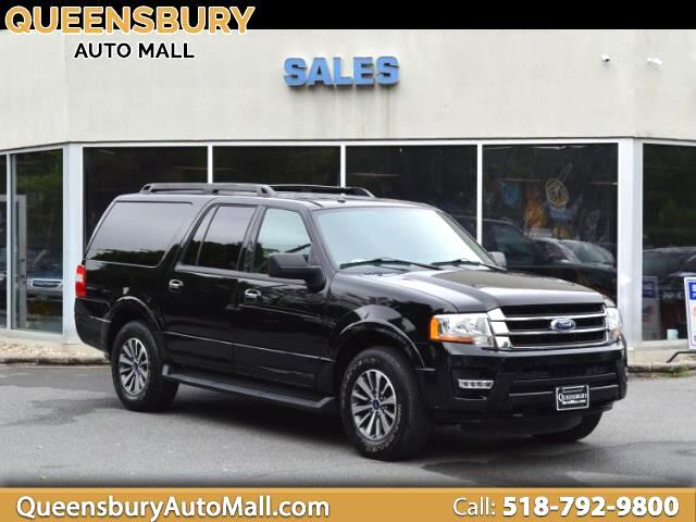 2016 Ford Expedition EL XLT 4WD