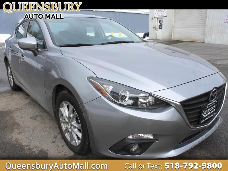 2016 Mazda MAZDA3 i Touring AT 4-Door