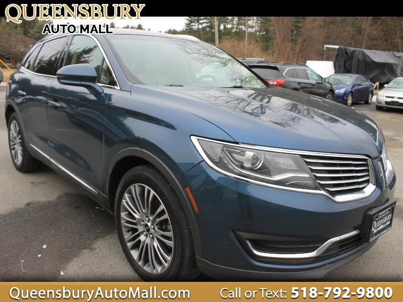 2016 Lincoln MKX Reserve AWD