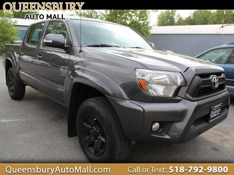 2015 Toyota Tacoma TRD Off Road Double Cab 4WD