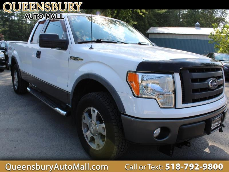 2009 Ford F-150 FX4 Off Road SuperCab 5.5-ft. Bed 4WD