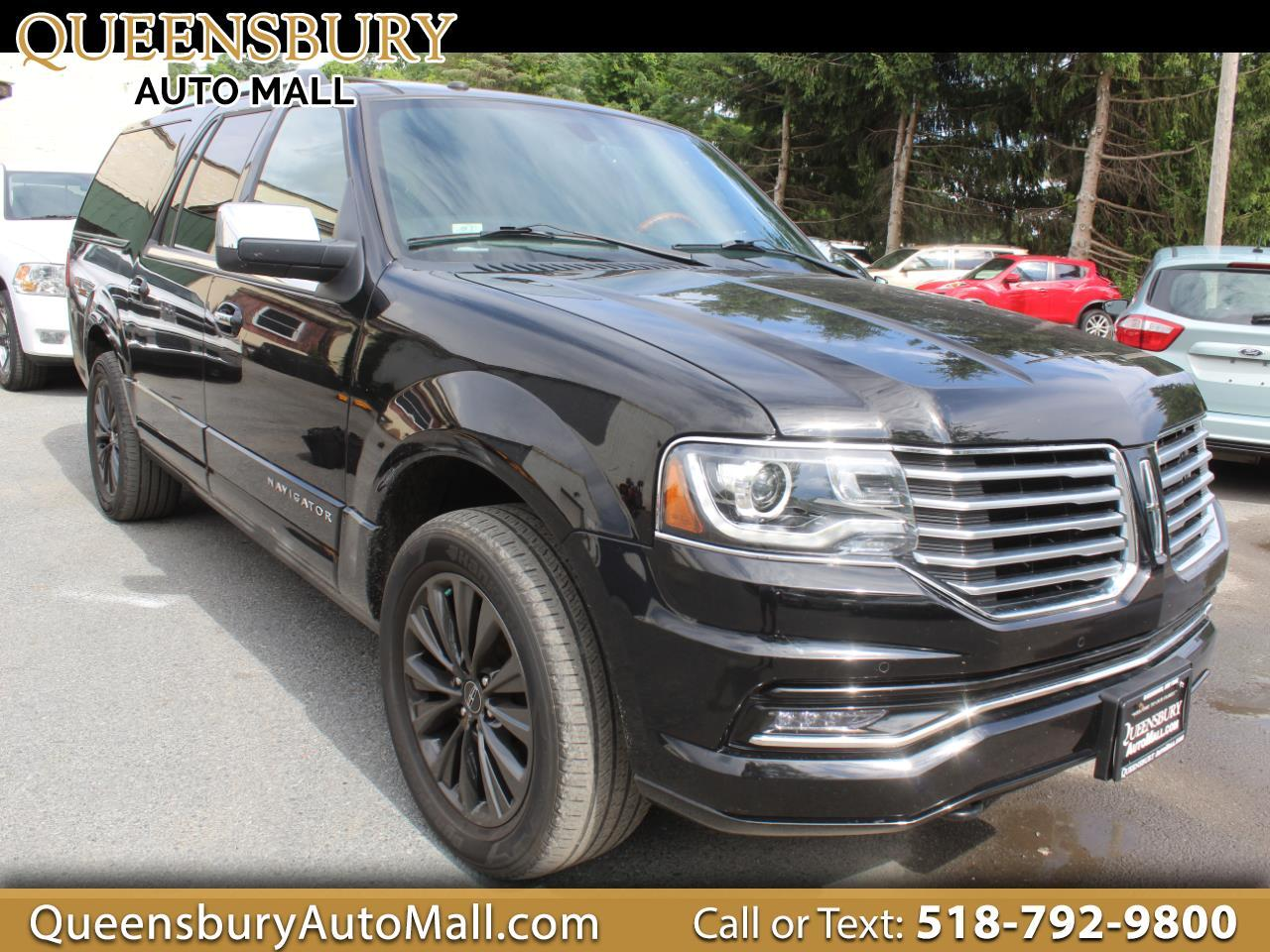 Lincoln Navigator L 4x4 Select 2017