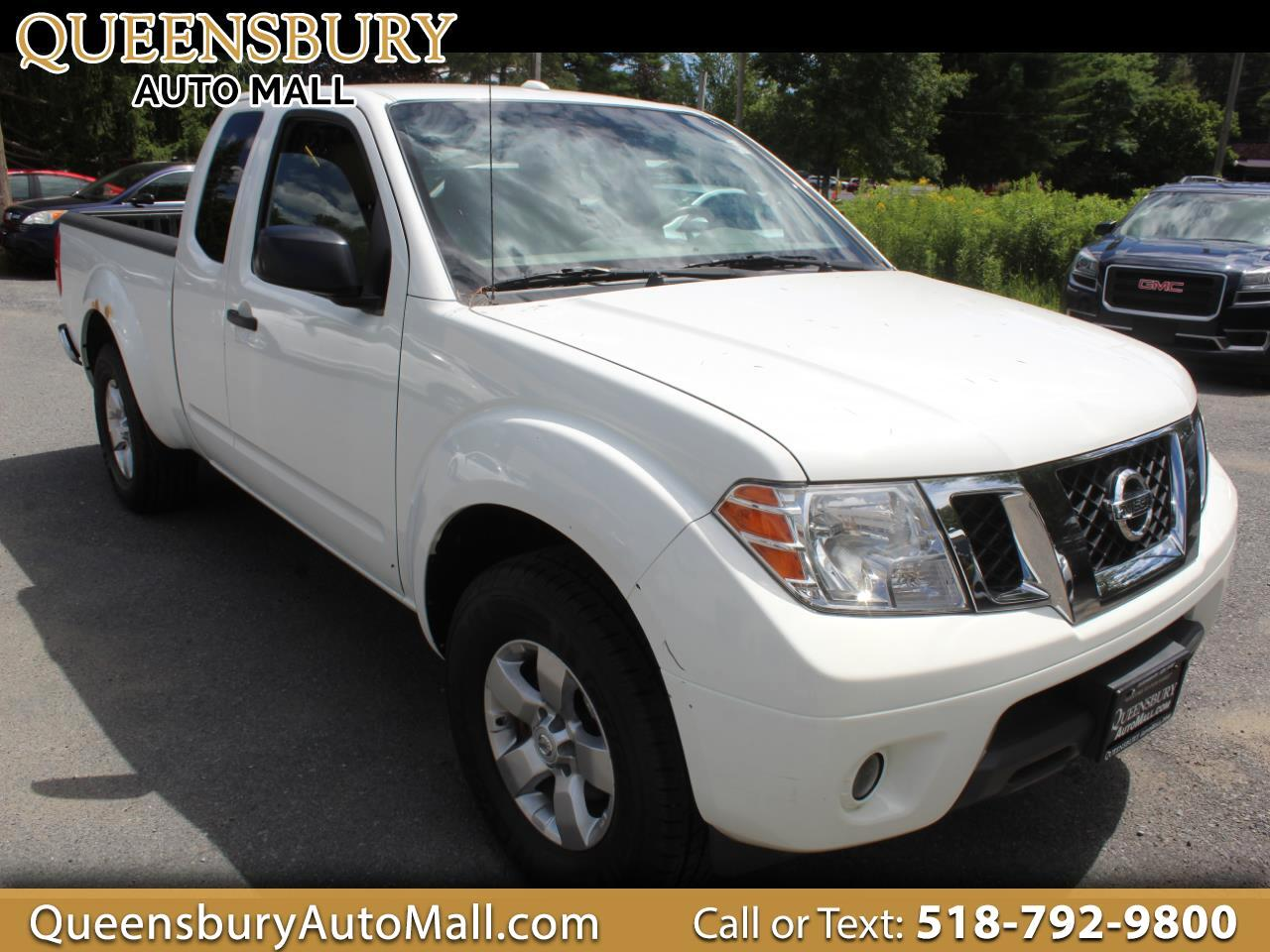 Nissan Frontier 4WD King Cab Manual SV 2013