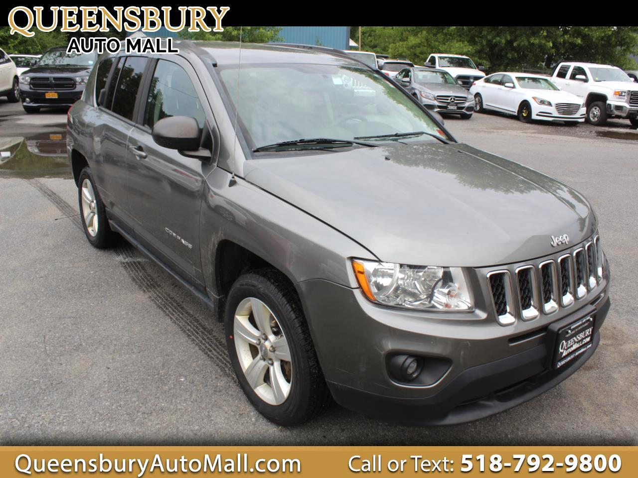 Jeep Compass 4WD 4dr Sport 2013