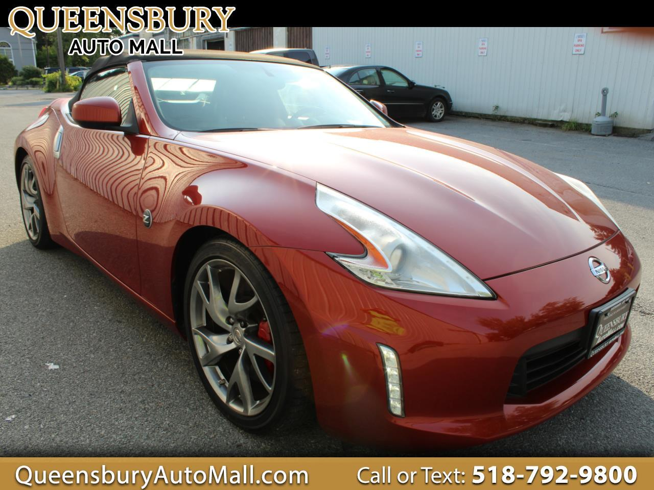 Nissan 370Z 2dr Roadster Auto Touring Sport 2015