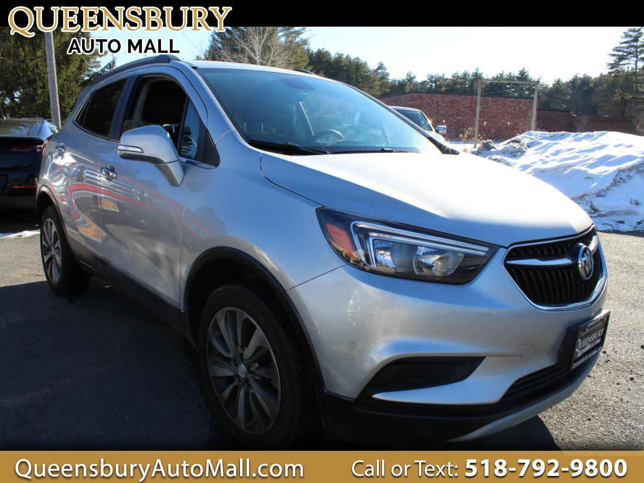 Buick Encore AWD 4dr Preferred 2018
