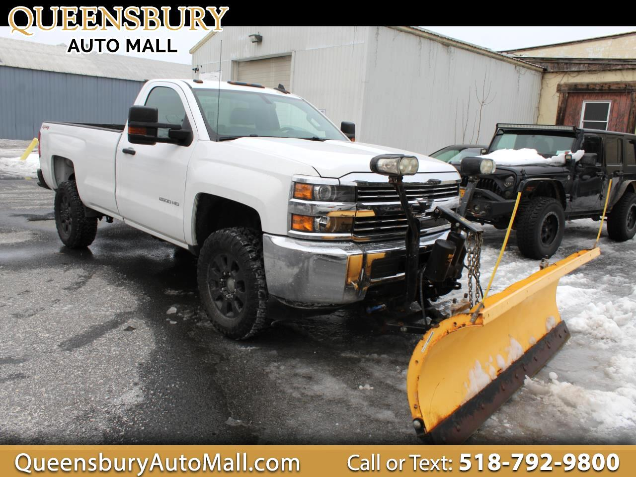 "Chevrolet Silverado 2500HD Built After Aug 14 4WD Reg Cab 133.6"" Work Truck 2015"
