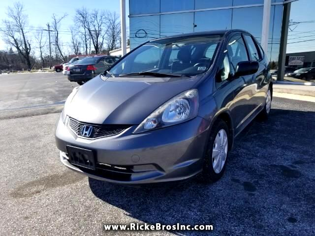 2011 Honda Fit 5-Speed MT