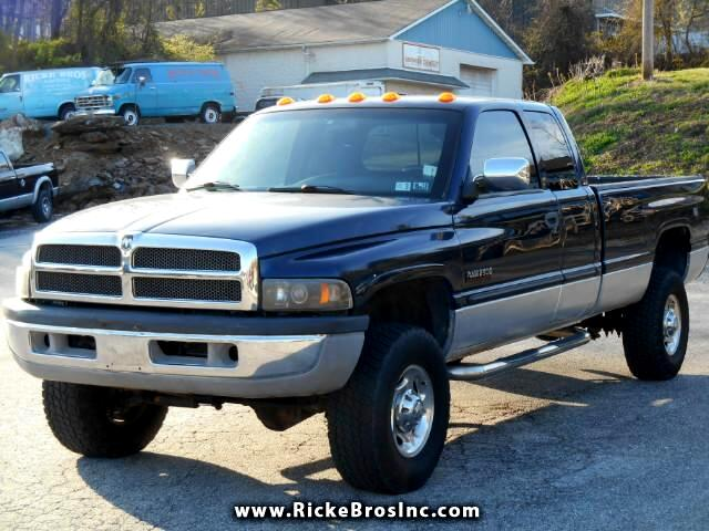 2001 Dodge Ram 2500 SLT Long Bed 4WD