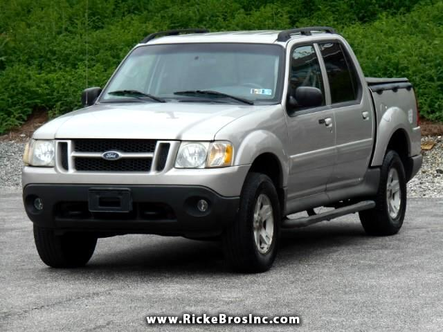 2005 Ford Explorer Sport Trac XLT 4WD