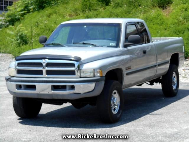 1998 Dodge Ram 2500 SLT Quad Cab Long Bed 4WD