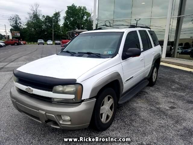 2002 Chevrolet TrailBlazer LTZ 4WD