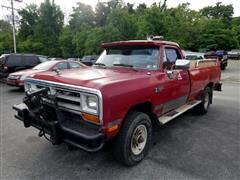 1989 Dodge W250