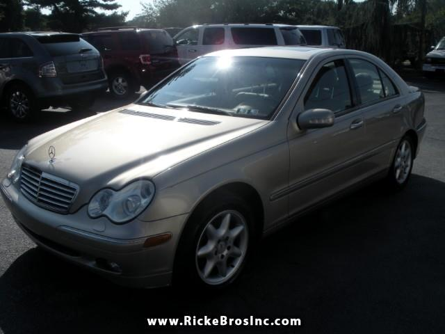 2004 Mercedes-Benz C-Class C320 Sedan