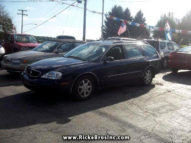 2000 Mercury Sable Wagon GS