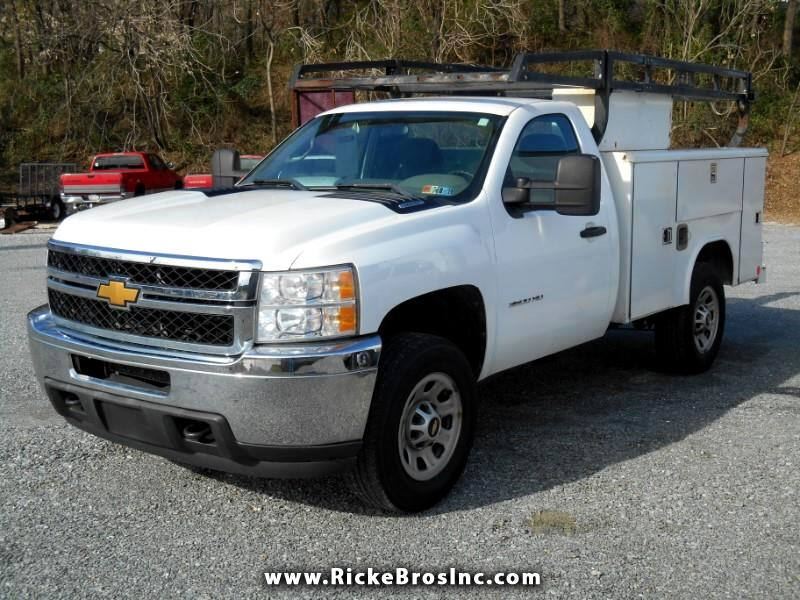 2011 Chevrolet Silverado 3500HD Work Truck Long Box 2WD