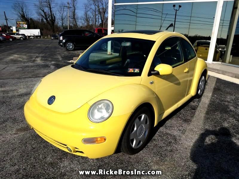 2001 Volkswagen New Beetle GLS 1.8T