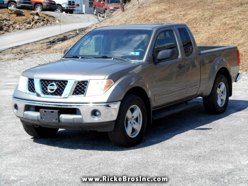 2005 Nissan Frontier LE King Cab 4WD