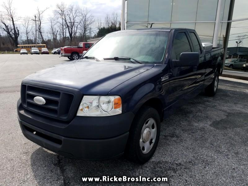 2006 Ford F-150 XL SuperCab 2WD