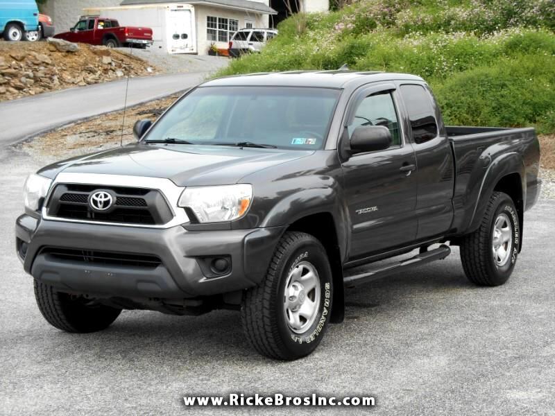 2012 Toyota Tacoma Access Cab 4WD