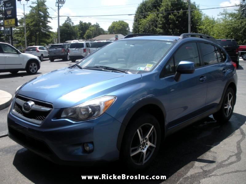 2014 Subaru XV Crosstrek 2.0 Premium