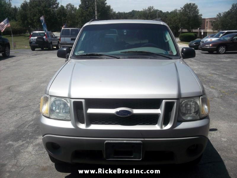 2003 Ford Explorer Sport XLS 4WD
