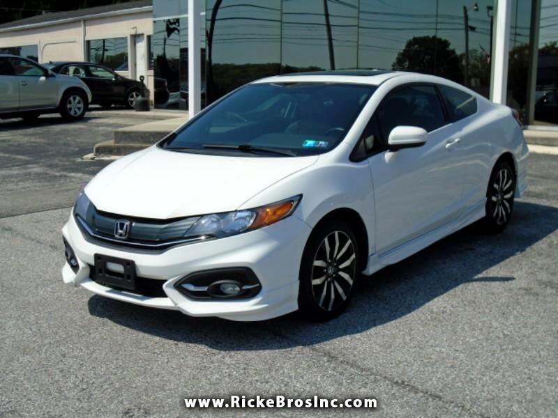 2015 Honda Civic EX-L Coupe CVT