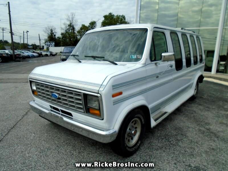 1991 Ford Econoline E150