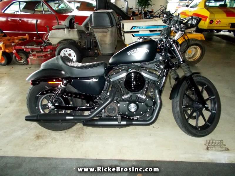 Harley-Davidson Sportster 883  2016