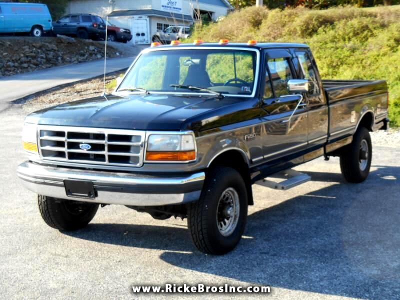 Ford F-250 HD SuperCab 4WD 1992