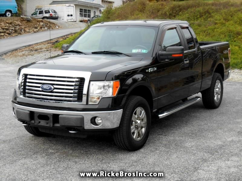 Ford F-150 XLT SuperCab 6.5-ft. Bed 4WD 2010