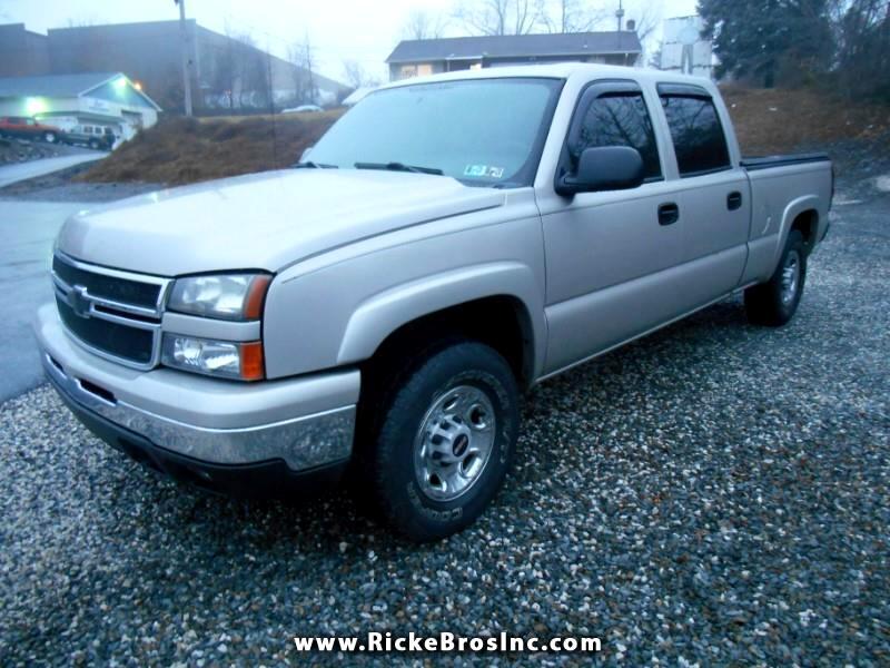 Chevrolet Silverado 1500 HD LT1 Crew Cab 4WD 2006
