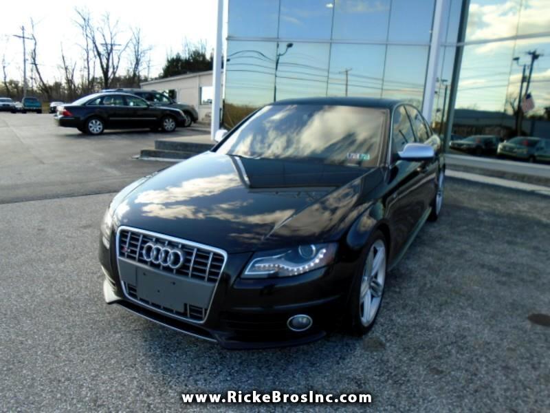Audi S4 Sedan quattro 2010