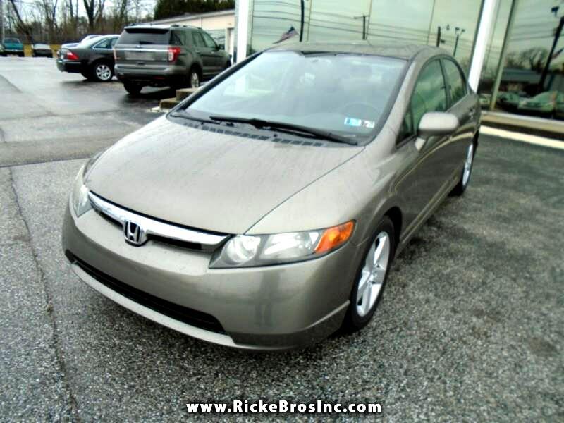 Honda Civic EX sedan 2006