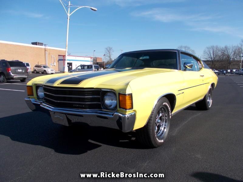 Chevrolet Chevelle Malibu 1972
